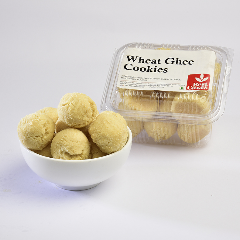 Wheat Ghee Biscuit 200g