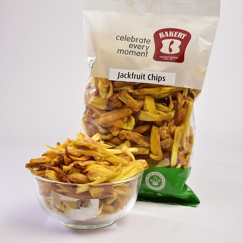 Jack Fruit Chips 200g