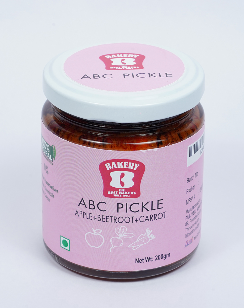 ABC PICKLE Apple Beetroot Carrot