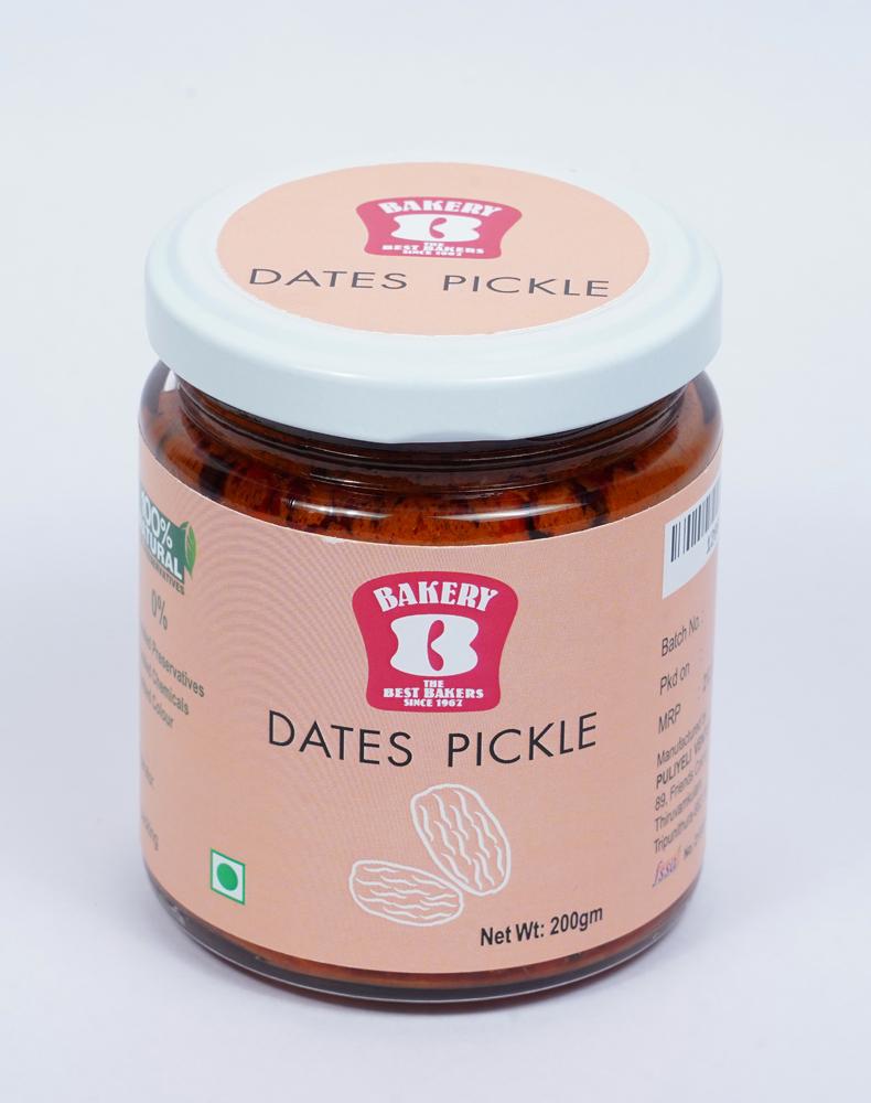 DATES PICKLE