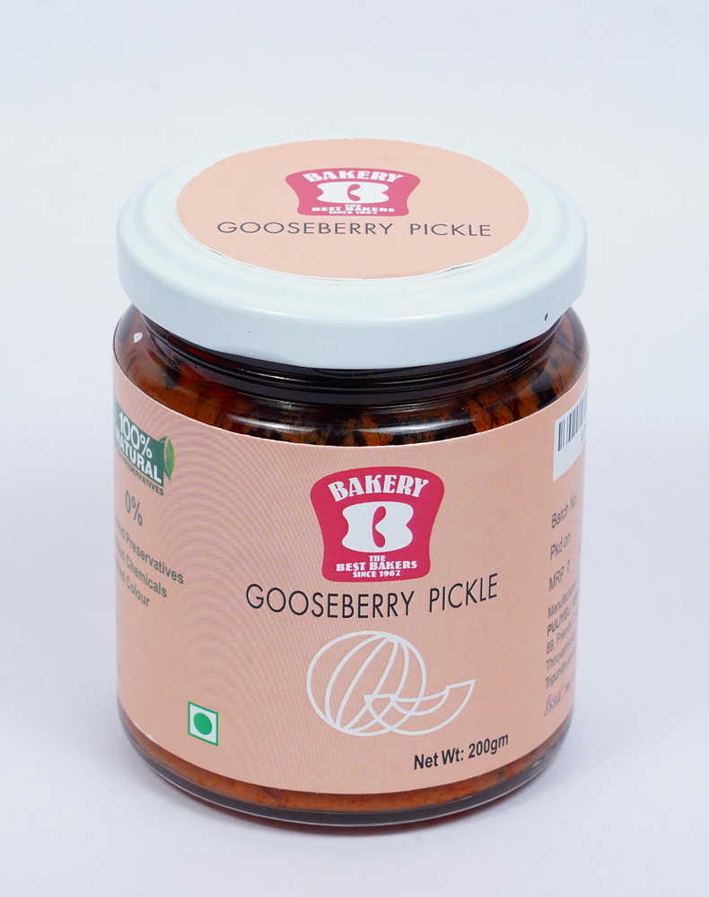 Gooseberry Pickle